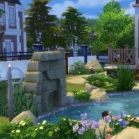 Logement - jardin privé vue 1