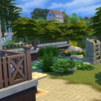 Logement - jardin privé vue 3