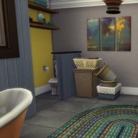 Logement - salle de bains vue 2