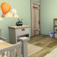 Bruyère  chambre bambin 1