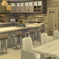 Bruyère cuisine salle à manger
