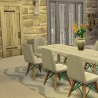 Bruyère salle à manger