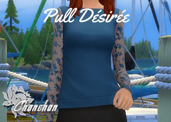 Pull Desiree