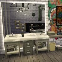 Chelsea salle de bain rez de chaussée 1