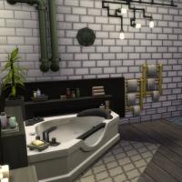 Chelsea salle de bain rez de chaussée 2