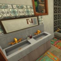 Dépendance - salle de bains