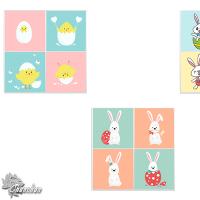 Peintures Douces de Pâques 13