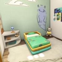 Azucena chambre bambin
