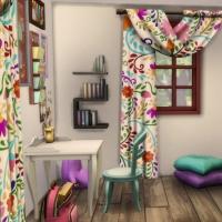 Azucena chambre fille 1