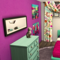 Azucena chambre fille 2