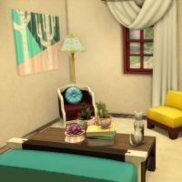 Azucena chambre parentale 2