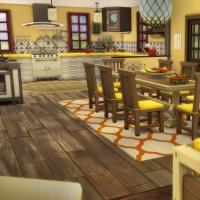 Azucena salle � manger 1