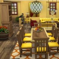 Azucena salle � manger 2