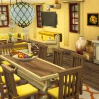 Azucena salle � manger 3