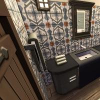 Azucena salle de bain 1