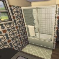 Azucena salle de bain 2