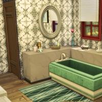 Azucena salle de bain parentale 1