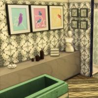 Azucena salle de bain parentale 2