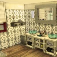 Azucena salle de bain parentale 3