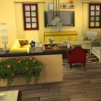 Azucena salon 1