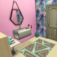 Appart Tropic toilettes 2