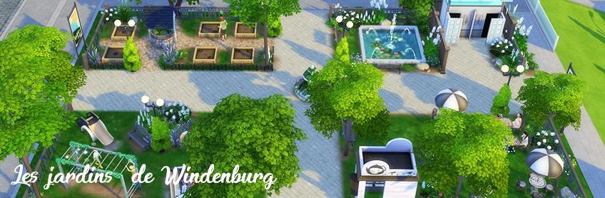 Les jardins de Windenburg
