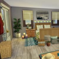 Chambre parentale vue 2