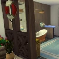 Chambre parentale vue 3