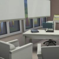 Clinique vétérinaire Les amimaux - Bureau - vue 1
