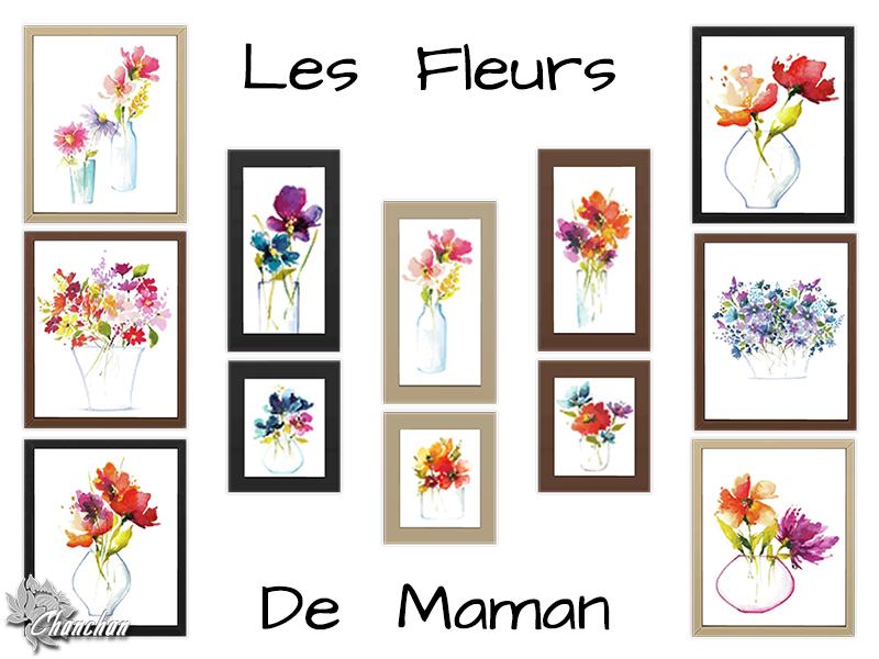 Les Fleurs De Maman 1