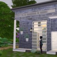 Tiny houses maison Elena vue extérieure