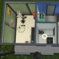 Tiny houses maison lola plan
