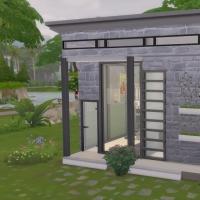 Tiny houses maison lola vue extérieure