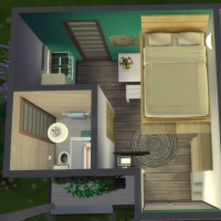 Tiny houses maison marina plan