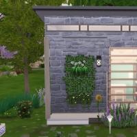 Tiny houses maison marina vue extérieure