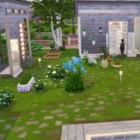 Tiny houses Vue jardin 3