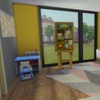 Chambre enfant vue 2