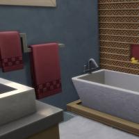Le vieux phare - La salle de bain familiale - vue 2
