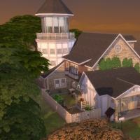 Le vieux phare - Vue g�n�rale 4