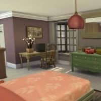 Chambre vue 2