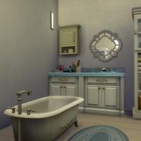 Salle de bain ado