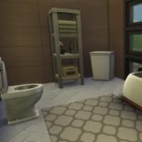 Suite parentale salle de bain
