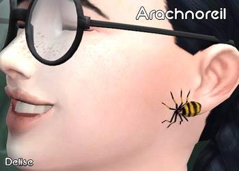Boucles Arachnoreil
