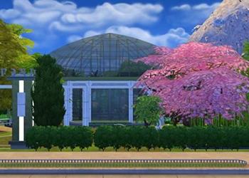 La Parenthèse verte: Jardin botanique