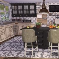 Maison Ecureuil  cuisine 1