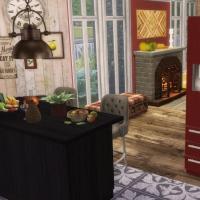 Maison Ecureuil  cuisine 3