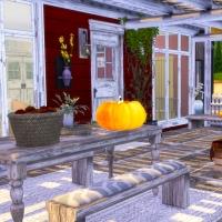 Maison Ecureuil exterieur terrasse 19