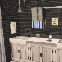 Maison Ecureuil salle de bain enfants 1
