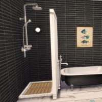 Maison Ecureuil salle de bain enfants 2