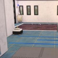 maison de star piscine intérieure 1